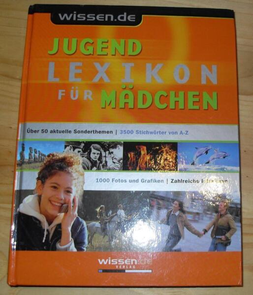 Jugendlexikon für mädchen mit cd rom