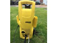 Karcher K2.54 Pressure Washer *Spares or repair*