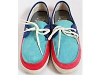 Ladies Size 5 Vans Trainers - The Original Surf Siders - Open to Offers