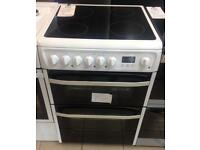 ***NEW Hotpoint 60cm wide electric cooker for SALE with 1 year guarantee***