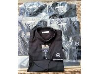4x Mercedes Benz Branded Ladies Short Sleeved shirts New never been worn.