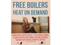 Free Funded Gas Boilers