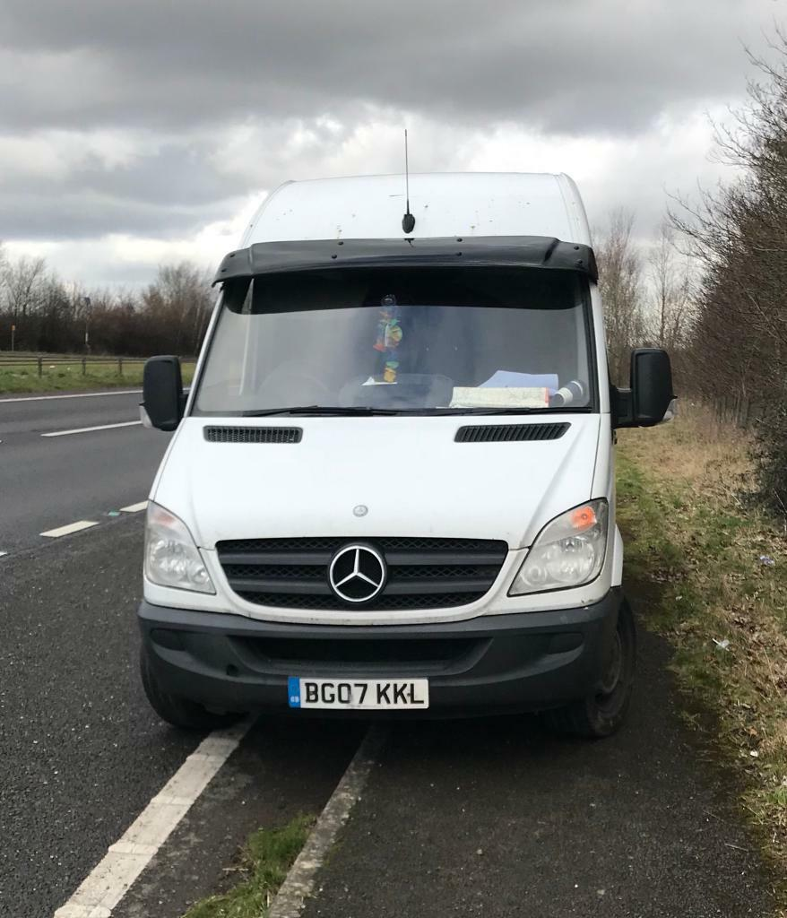 Mercedes Sprinter 906 Lwb In Towcester Northamptonshire Gumtree 08 Fuel Filter Location