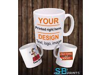 Personalised Mugs With Gift Box