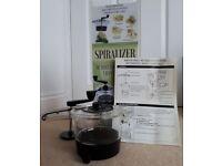 Brand new vegetable spiralizer - Kingsbury, Londom
