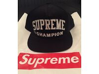 BNIP Genuine Supreme Champion 5-panel hat