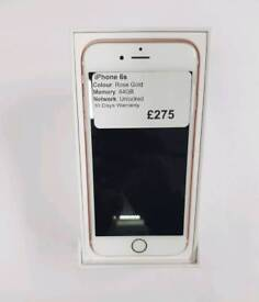 *****SALE***** iPhone 6s Rose Gold