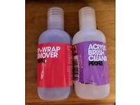 Used Tip & Wrap Remover / Acrylic Brush Cleaner | Nail Technology | Nail Preparation | Yorkshire