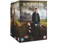 Supernatural DVD Boxset Season 1-8