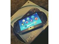 PlayStation vita in mint condition