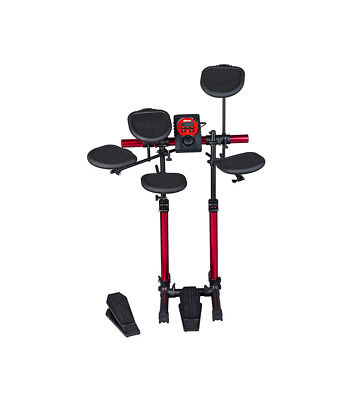 Ddrum Beta D Lite Compact 4-Piece Electronic Drum Set Drum Kit ()