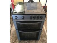LOGIK GLASS PLATE ELECTRIC COOKER WITH WARRANTY & FREE DELIVERY