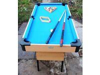Uniplay pool table