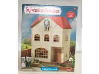 Sylvanian Families Cedar Terrace - New in Box