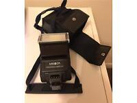 Minolta Program 2800 AF Flash for 5000 7000 9000 AF 35mm SLR Cameras Only