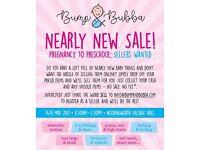Nearly New Sale - Needingworth - 14th May - 11.30-13.30