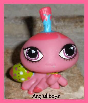Littlest Pet Shop Special Edition SPIDER VHTF MOD series halloween 2008