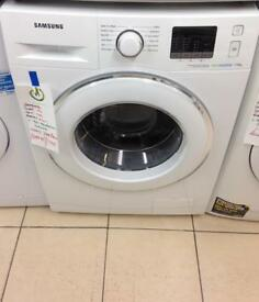 ***NEW Samsung EcoBubble 7kg 1400 spin washing machine for SALE with 2 years guarantee***