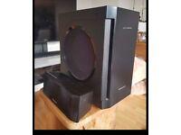 Panasonic Sub & Centre Speaker - £40