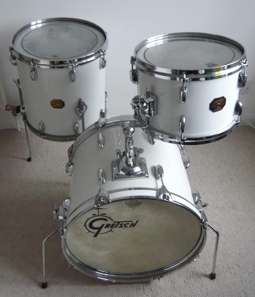 Vintage Gretsch Jazz Drum Kit | in Bromley, London | Gumtree