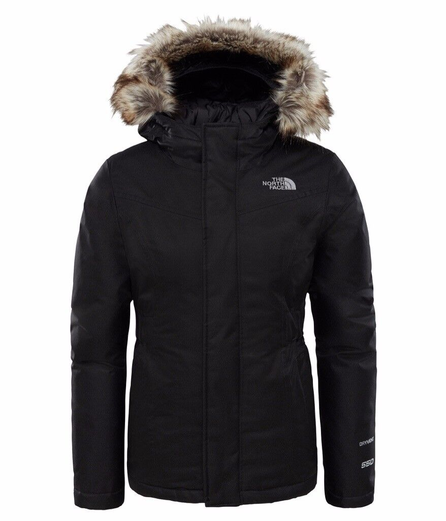 4b9f0535d Authentic The North Face Girls Black Greenland Down Parka Small S (Brand  New) | in Johnstone, Renfrewshire | Gumtree