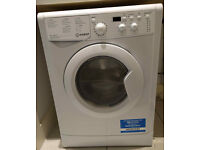 Indesit IWDD7123 Washer Dryer - 1 Year Warranty + 9 year parts guarantee