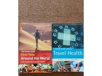Variety of books : Travel/Dictionaries etc