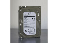 Seagate Barracuda SATA 3TB HD