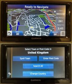 "6"" GARMIN nüvi 68LM Sat Nav GPS All Europe FULL MAP! 2018.30 Large Wide Display! (no offers, please)"