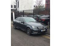 Mercedes C220 Sport Cdi A Full 2013 facelift
