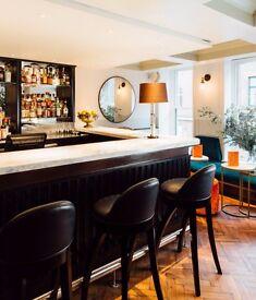 Cocktail Bartender needed - Immediate start - Quo Vadis in Soho