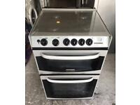 CANNON CHESTER 55CM WIDE GAS COOKER WHITE EXCELLENT CONDITION, 4 MONTH WARRANTY