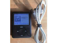 Apple iPod Nano 3rd Gen 8gb - Grafite Good Condition