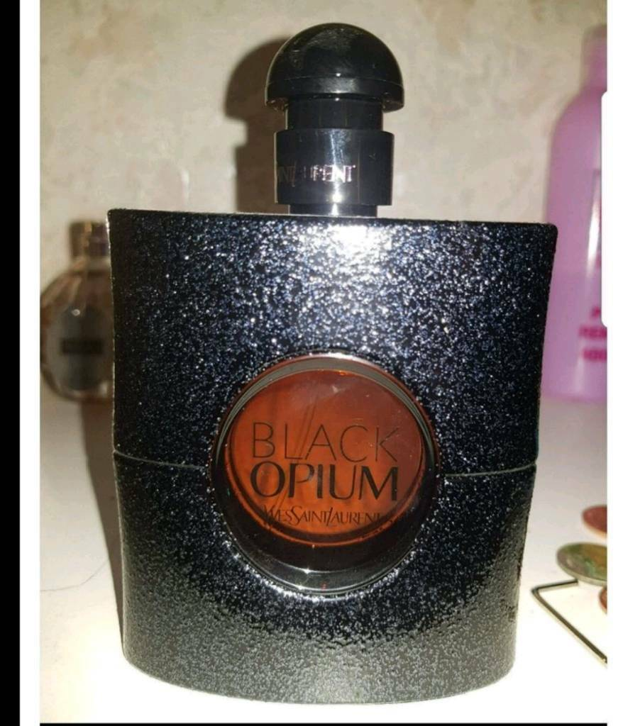YSL BLACK OPIUM 90 ML perfume Newin Derby, DerbyshireGumtree - Ysl black opium 90 ml perfume brand new never used can send in post