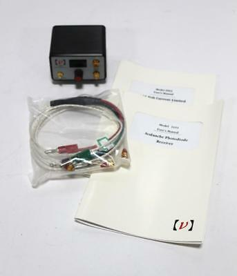 New Focus 1651 Avalanche Photo Diode Receiver
