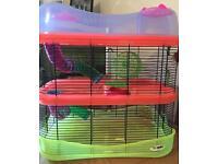 Brand new Hamster cage bundle