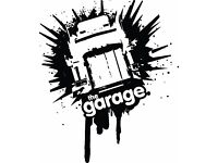 Part time cleaner wanted for The Garage nightclub/venue