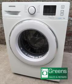 Reconditioned Samsung ecobubble washing machine with guarantee and FREE delivery SoT