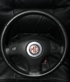 steering wheel for MG