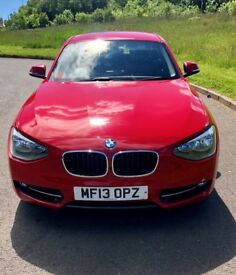 2013 BMW 116i Sport 5dr *Low Mileage, Full Service History*