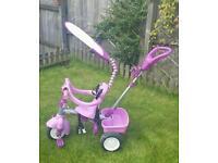 Little Tikes Pink Purple Trike/Bike