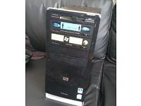 HP Desktop PC Dual core PC 3.0GHz/ 2GB RAM/ 160GB HDD
