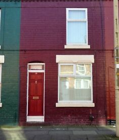 2 bedroom house to rent Ismay Street L4 4EF
