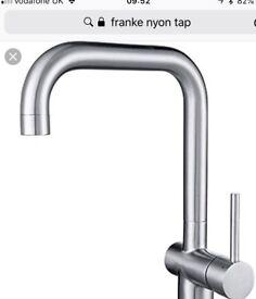 Franke stainless steel tap