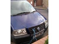 Fiat Scudo spares or repair 2004 not September gear linkage broken 86000 miles