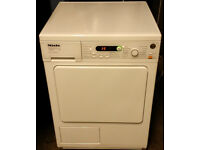 7 kg Load, MIELE T8822C Condenser Tumble Dryer for Sale--RPR £700!!!