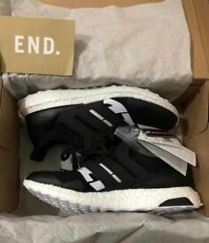 Adidas undefeated Ultraboost size 8