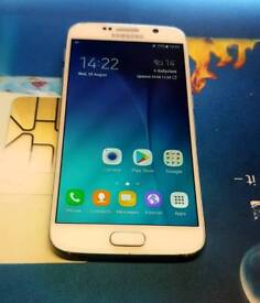 Samsung s6 immaculate condition unlocked