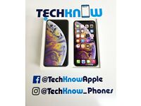 Apple iPhone XS Max 64Gb unlocked to all networks boxed