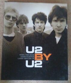U2 by U2 Hardback book